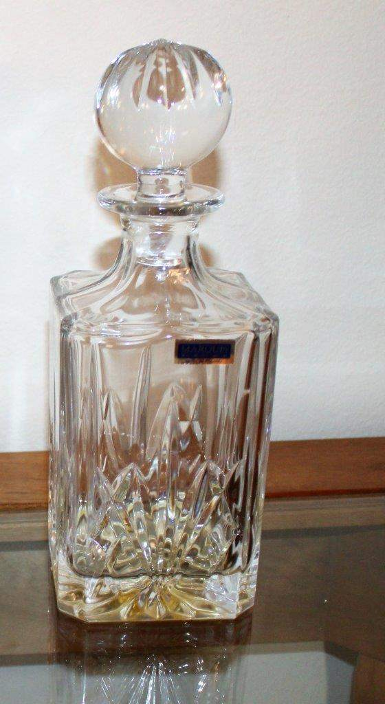 Lot#27 Marquis Waterford Crystal Decanter  (main image)