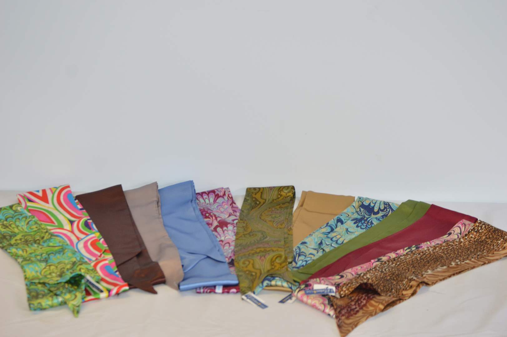 Lot # 53 L. Erikson sash belts - All new with tags (main image)
